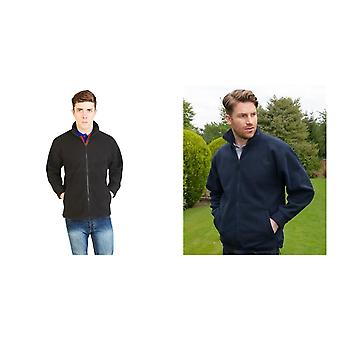 Vêtements absolue Mens Alaska Full Zip Fleece