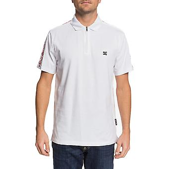 DC Herlong Polo Polo Shirt in weiß