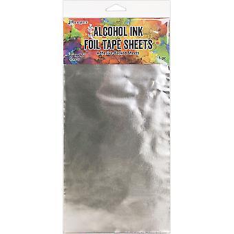 Tim Holtz Alcohol Ink Foil Sheets - 6-quot;X12-quot;