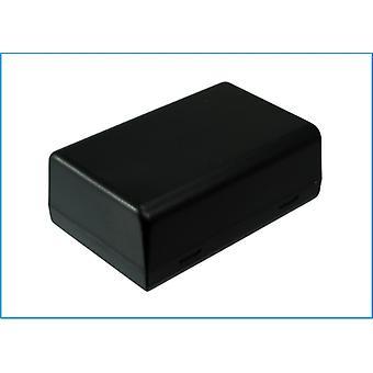 Baterie pro Skener čárových kódů Unitech 1400-900006G PA968II 7.4V 1800mAh