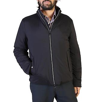 Geox Original Men Fall/Winter Jacket - Black Color 37705