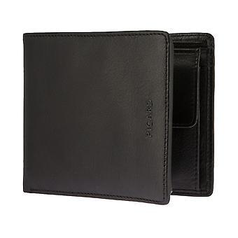 PICARD mens wallet wallet purse BROOKLYN black 2538