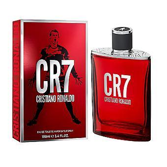 Cristiano Ronaldo CR7 Eau de Toilette Spray 100ml