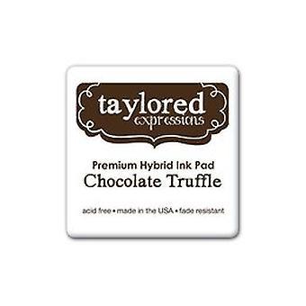 Taylored Expressions Premium Ink Pad Chocolate Truffle (TEIHM16)