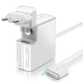 """60W MagSafe 2 Wall Charger for MacBook/Macbook Pro 13"""" Fast- A2-60- LinQ, White"""