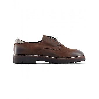 Made in Italia-kengät-pitsi-up kengät-RENATA_TDM-naiset-saddlebrown-40
