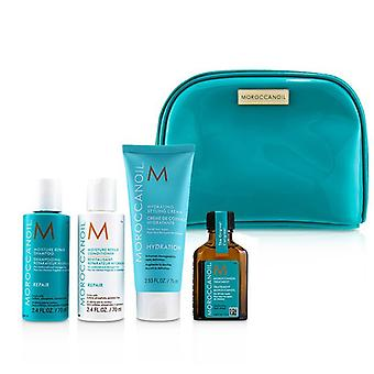 Moroccanoil destino Repair Travel set 4pcs