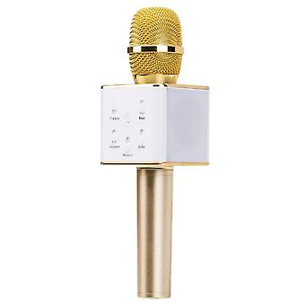 Mikrofon Karaoke Bluetooth z głośnikiem 3W