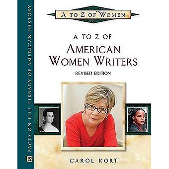 A to Z of American Women Writers (Revised edition) by Carol Kort - 97