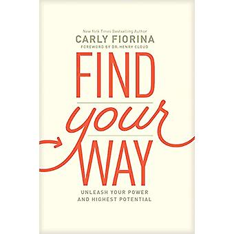 Find Your Way by Carly Fiorina - 9781496435705 Book