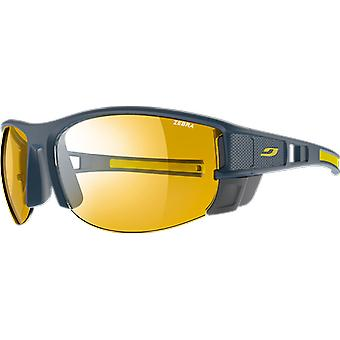 Julbo Makalu Blue /Yellow Reactiv Performance 2-4 (Zebra)
