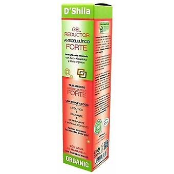 D'Shila Forte Gel Anti-Cellulite Réducteur 200 ml
