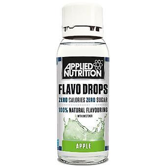 एप्लाइड न्यूट्रिशन फ्लेवो 38 मिलीलीटर गिरता है