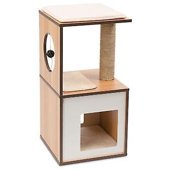 Hagen Vesper V-Box Small Nogal (Cats , Toys , Scratching Posts)