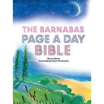 The Barnabas Page a Day Bible by Davies & Rhona