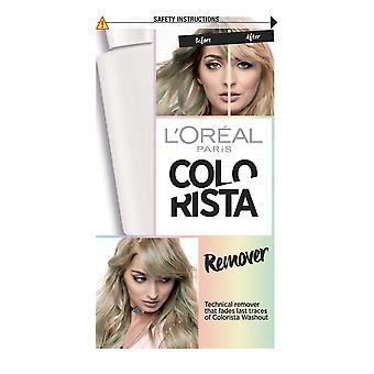 L&Oreale Colorista Colorista Sterrato Tecnico Remover To Help dissolvenza le ultime tracce di colore