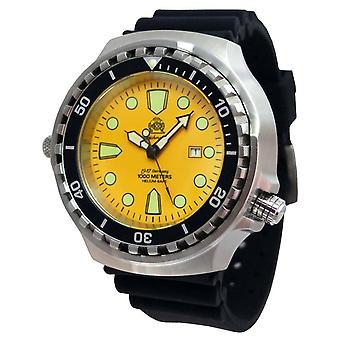 Tauchmeister T0314 quartz diving watch 52mm