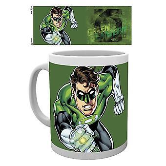 DC Comics Justice League Green Lantern Mug