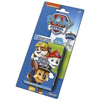 Card Game Paw Patrol Fournier (ES)