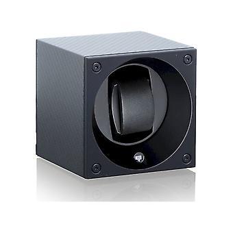 Swiss Kubik - Watch winch - Masterbox Carbon - Black - SK01. CF001