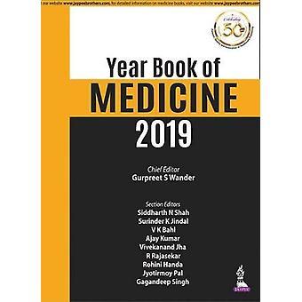 Year Book of Medicine 2019 by Gurpreet S Wander - 9789389188738 Book