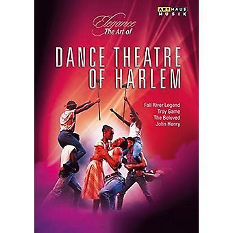 Elegance - Art of Dance Theatre of Harlem [DVD] USA import