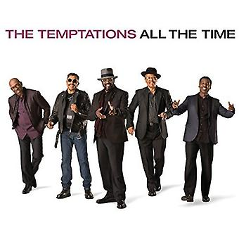 Temptations - All the Time [CD] USA import