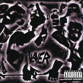 Slayer - Undisputed Attitude [CD] USA import