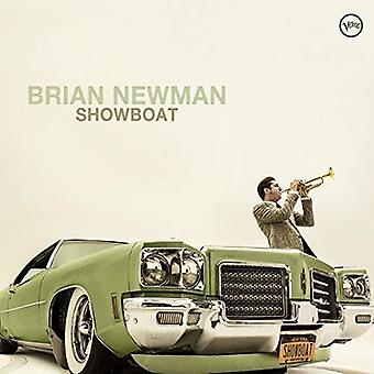 Brian Newman - Showboat [CD] USA import