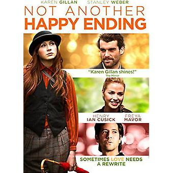 Not Another Happy Ending [DVD] USA import