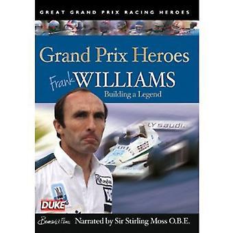 Frank Williams Grand Prix Hero [DVD] USA import