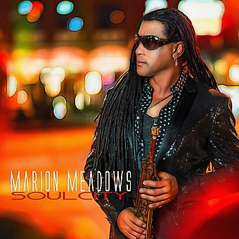 Marion Meadows - Soul City [CD] Usa import