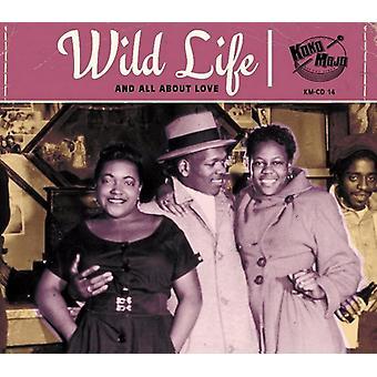 Various Artist - Wild Life [CD] USA import