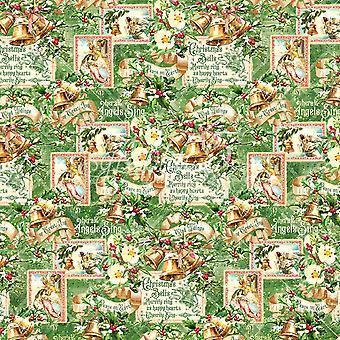 Paquete de papel gráfico de 45 ángeles sing de 12x12 pulgadas