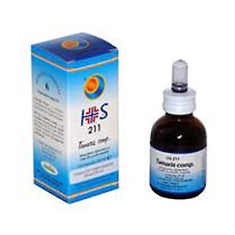 Hs 211 Tamaris Comp. Drops 50 ml