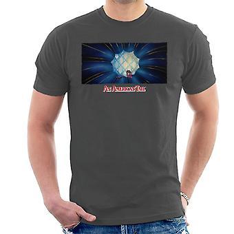 An American Tail Fievel Sobbing Men's T-Shirt