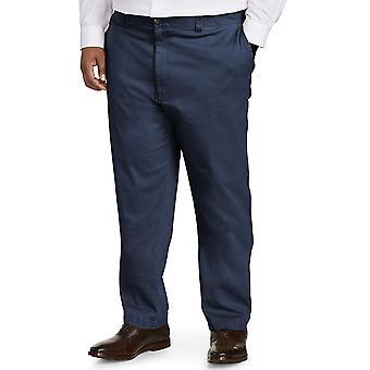 Essentials Men's Big & Tall Athletic-fit Casual Stretch Khaki Pant fit...