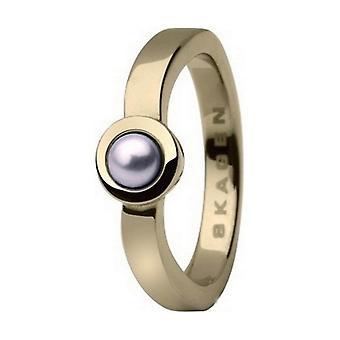 Naisten' Ring Skagen JRSG004SS5 (Koko 10)