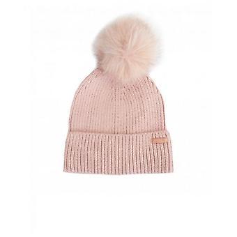Barbour Mallory Pom Pom Beanie Hat