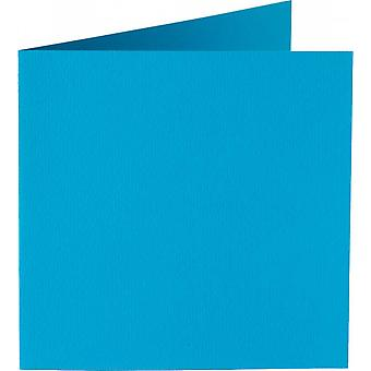Papicolor 6X Double Card 132X132mm Skyblue
