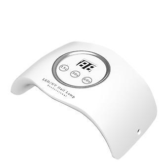 Intelligens érzékelő UV LED körömlámpa körömszárító 15/30/60 memória visszaszámlálóval