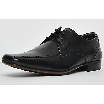 Ikon Classic Fraser Leather Black
