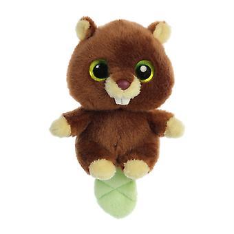 YooHoo Trevor Beaver Soft Toy 12cm