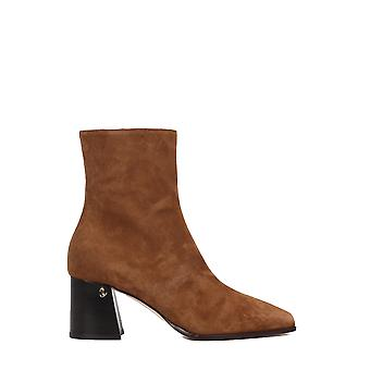 Jimmy Choo Bryelle65sueclove Women's Brown Suede Ankle Boots