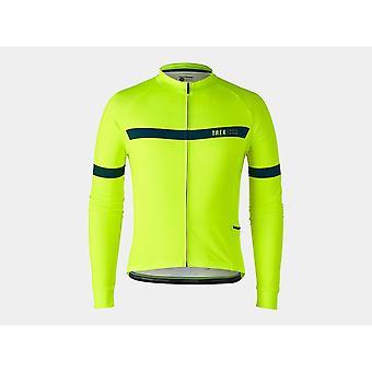 Bontrager Jersey - Circuito Camisa de Ciclismo de Manga Longa
