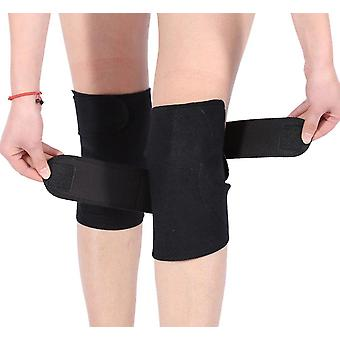 Tourmaline Self Heating Knee Protector - Magnetic Therapy Knie Beschermende Riem