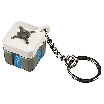 Key Chain - Overwatch - Lootbox Lights Up  j8115