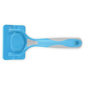 Ancol Ergo Self-Cleaning Slicker Brush