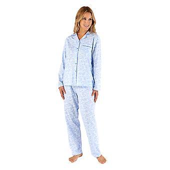 Slenderella PJ66104 Women's Floral Pyjama Set