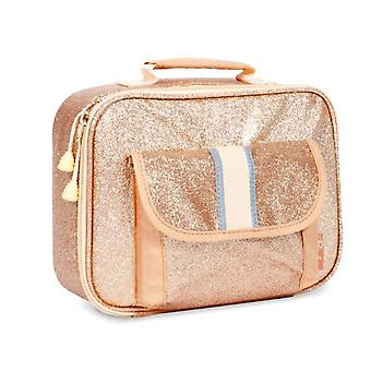 Sparkalicious Gold Lunchbox